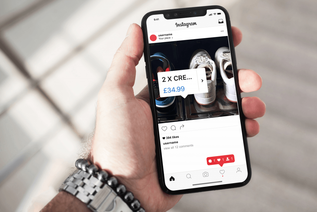 Instagram Shopping ECommerce Feature 1024x683